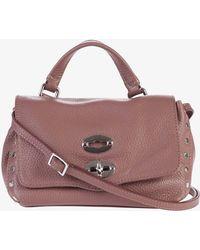 Zanellato - Postina Baby Grained Leather Bag - Lyst