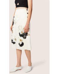 Derek Lam - Embellished Skirt - Lyst
