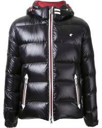 Loveless - Padded Hooded Jacket - Lyst