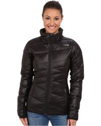 The North Face Hyline Hybrid Down Jacket - Lyst