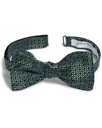 John W. Nordstrom - 'zimmerli' Silk Bow Tie - Lyst