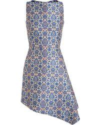Osman Yousefzada Tile Brocade Dress - Lyst