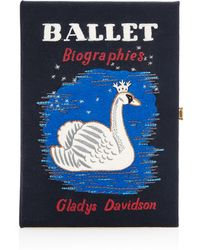Olympia Le-Tan Ballet Biographies Book Clutch - Lyst