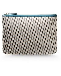 Pierre Hardy Clutches - Lyst