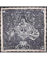 Emma J Shipley Silverback Printed Silkchiffon Scarf - Lyst