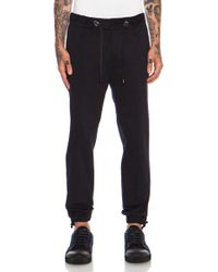 Marc Jacobs Blue Cottonblend Sweatpant - Lyst