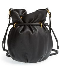 Hobo Mesa Bucket Bag black - Lyst
