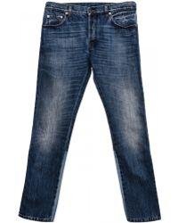 Valentino   Jeans Cinque Tasche Denim   Lyst