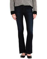 Citizens Of Humanity Emannuelle Petite Slim Bootcut In Space - Lyst
