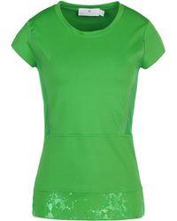 Adidas By Stella McCartney | Green Run Climacool T-shirt | Lyst