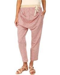 Vivienne Westwood Red Label Drape Trousers - Lyst