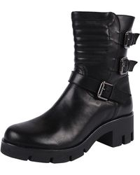 Peperosa | Leather Moto Boot | Lyst