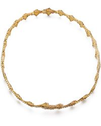 Dauphines of New York - Queen Of The Knight Headpiece - Lyst