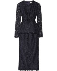 Stella McCartney - Dixie Macramé Lace Two-Piece Dress - Lyst