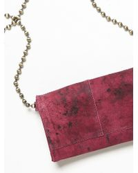 Free People Purple Duet Crossbody - Lyst