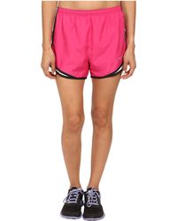 Nike Pink Tempo Short - Lyst
