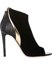 Alejandro Ingelmo Eva Ankle Boots black - Lyst
