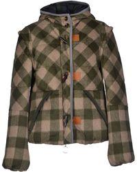 M. Grifoni Denim Jacket - Lyst