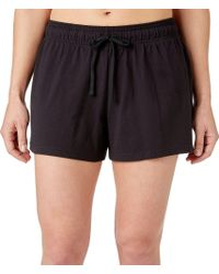 Reebok - Jersey Shorts - Lyst