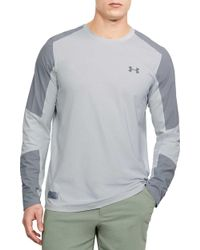 Under Armour - Coolswitch Thermocline Hybrid Long Sleeve Shirt - Lyst