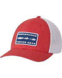 Columbia - Pfg Mesh Ball Cap - Lyst