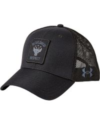 Under Armour | Project Rock Trucker Hat | Lyst