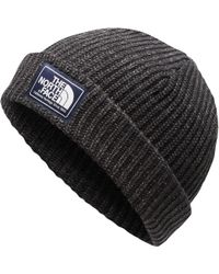 e12b90a5cfe Lyst - The North Face Salty Dog Beanie in Brown for Men