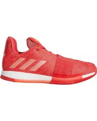 afe57ebae2cd06 Lyst - Adidas Harden Vol. 2 Shoes in Red for Men