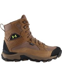 Under Armour - Speed Freek Bozeman Hunting Boots - Lyst
