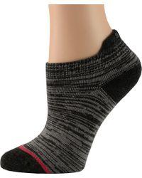 Sorel - Super Soft Wool Spacedye No Show Socks - Lyst