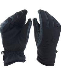 Under Armour - Softshell Gloves - Lyst