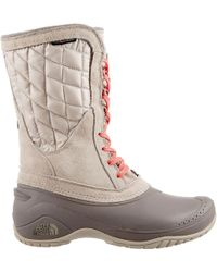 The North Face - Thermoball Utility Mid Insulated Waterproof Winter Boots - Lyst
