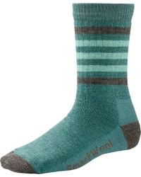 Smartwool - Striped Hike Medium Crew - Lyst