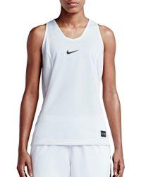 Nike | Elite Basketball Tank Top | Lyst