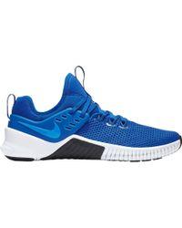 Nike Free X Metcon Training Shoes - Blue