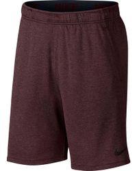 Nike - Dry Veneer Training Shorts - Lyst