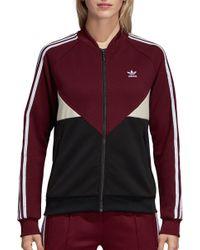 496dc11b7206 Lyst - adidas Originals Fashion League Track Jacket in Blue