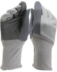 Under Armour - Coldgear Infrared Liner Running Gloves - Lyst