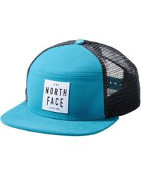 82919aa0868 The North Face - Dallas Trucker Hat - Lyst