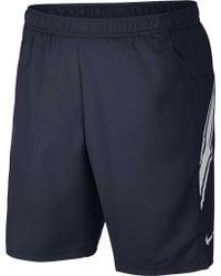 Lyst - Nike Roger Federer X Court Jogger Pants in Blue for Men bf994301f