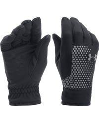Under Armour - Threadborne Running Gloves - Lyst