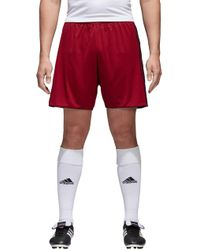 Lyst adidas tastigo 15 calcio pantaloncini in rosso per gli uomini.