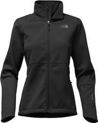 The North Face - Apex Risor Soft Shell Jacket - Lyst