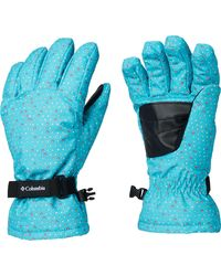 Columbia Youth Core Gloves - Blue