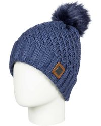 b3d3e56bc97 Lyst - Columbia Lizzard Pass Beanie in Blue