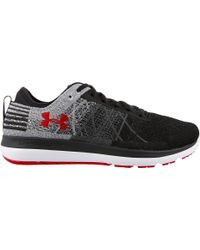 7cf0b91a4a06be Lyst - Under Armour Ua Threadborne Reveal Shoes - 8.5 in Black for Men