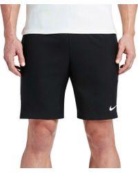 "Nike - Court 9"" Tennis Shorts - Lyst"