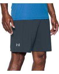 Under Armour - 7'' Speedpocket Running Shorts - Lyst