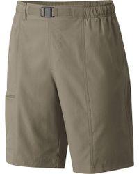ecc91257 True Religion Trail Utility Shorts in Blue for Men - Lyst