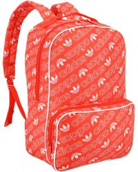 d901583927 Lyst - adidas Colour Block Backpack By Adidas Originals